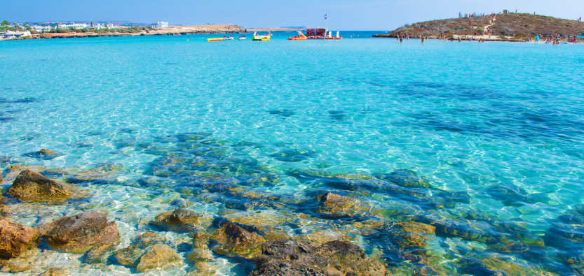 ayia napa comes first in blue flag awarded beaches