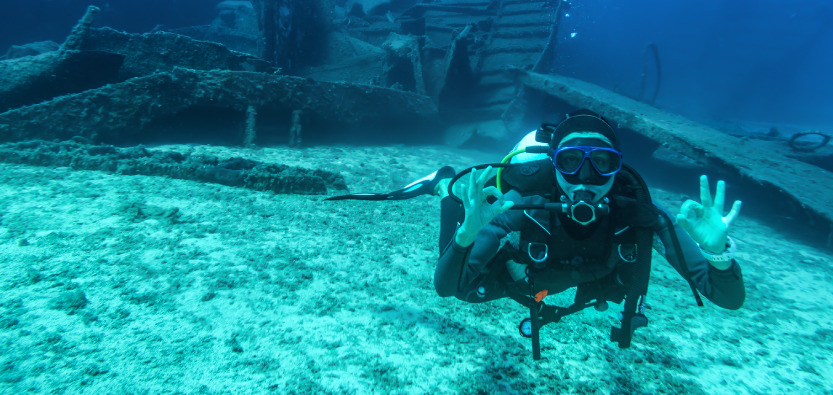 New discovery An Ancient Shipwreck off Protaras