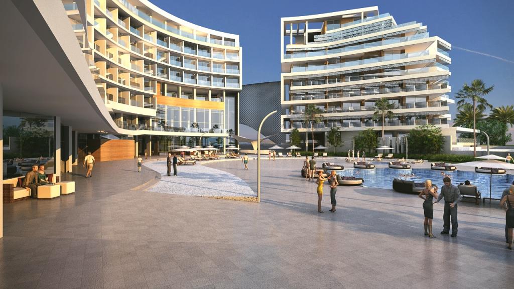 Sun City Spa Resort Amp Residences Apt 301 2 Bedroom