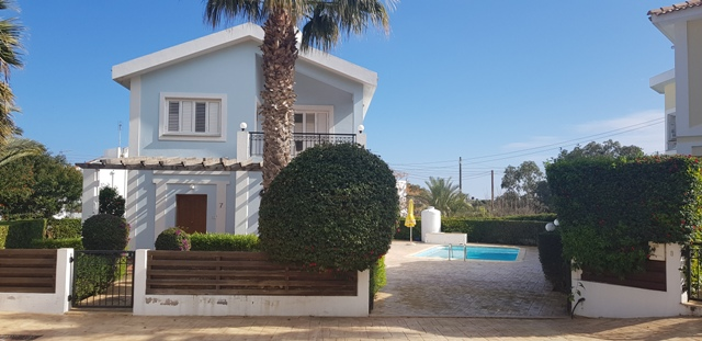 3 BEDROOM VILLA - PROTARAS