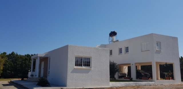 3 BEDROOM VILLA WITH TITLE DEEDS - CAPE GREKO