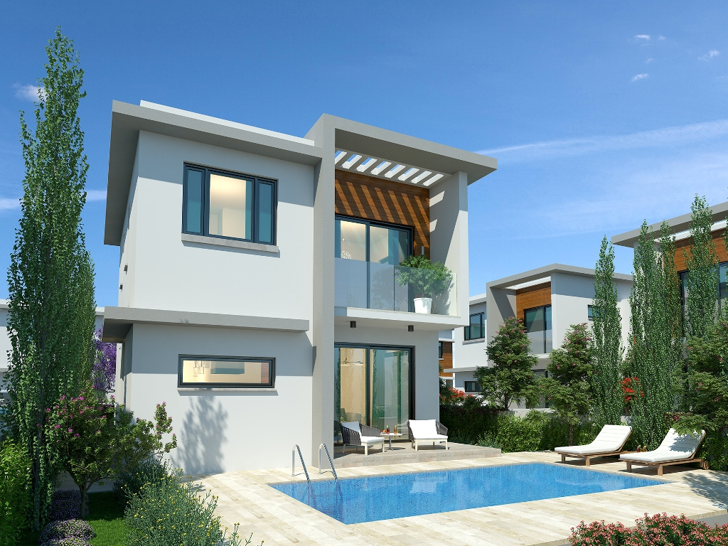 ALASIA PHASE B VILLAS  V11 3 BEDROOM TYPE D