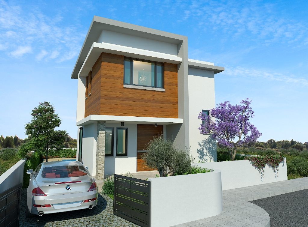 ALASIA PHASE B VILLAS  V2 3 BEDROOM TYPE D