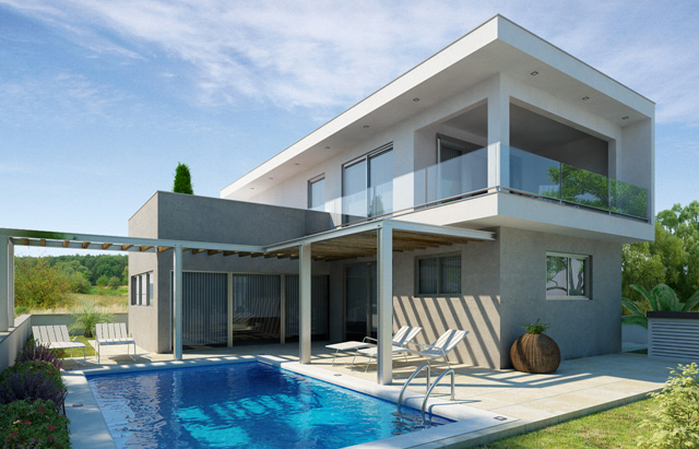 ELITE BLU HILLSIDE RESIDENCES V23 TYPE C  3 BEDROOM VILLA