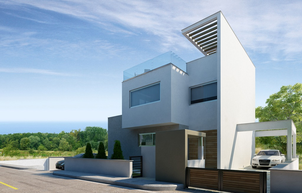 ELITE BLU HILLSIDE RESIDENCES V39 TYPE E  3 BEDROOM VILLA