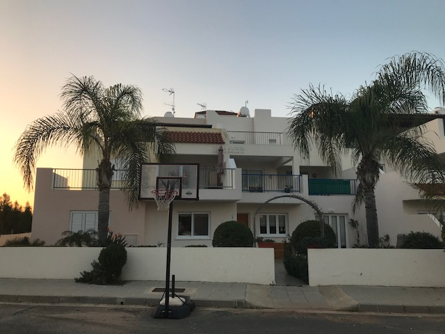 1 BEDROOM APARTMENT A102 WITH TITLE DEEDS - PARALIMNI