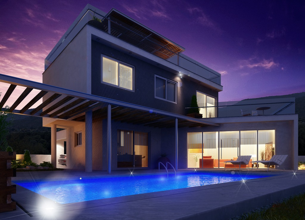 ELITE BLU HILLSIDE RESIDENCES V9 TYPE B  3 BEDROOM VILLA