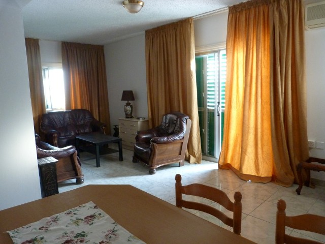 2 BEDROOM APARTMENT WITH TITLE DEEDS - AYIA NAPA