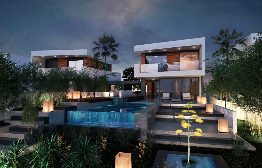 SUN CITY SPA RESORT & RESIDENCES V9  4 BEDROOM VILLA